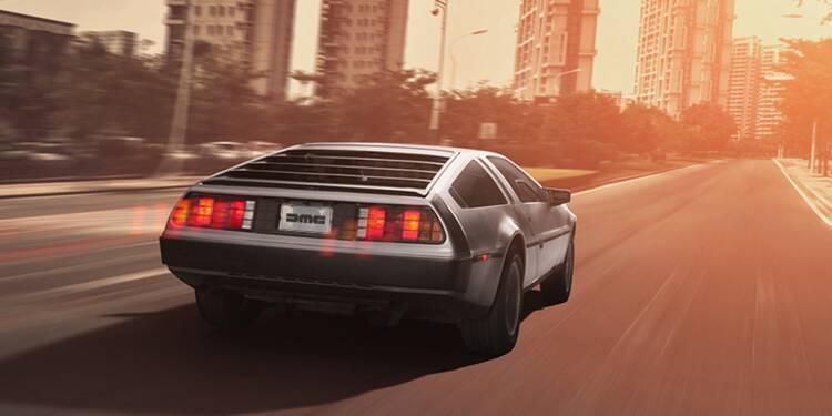 De Lorean, Aston Martin de James Bond... offrez-vous les voitures stars du cinéma