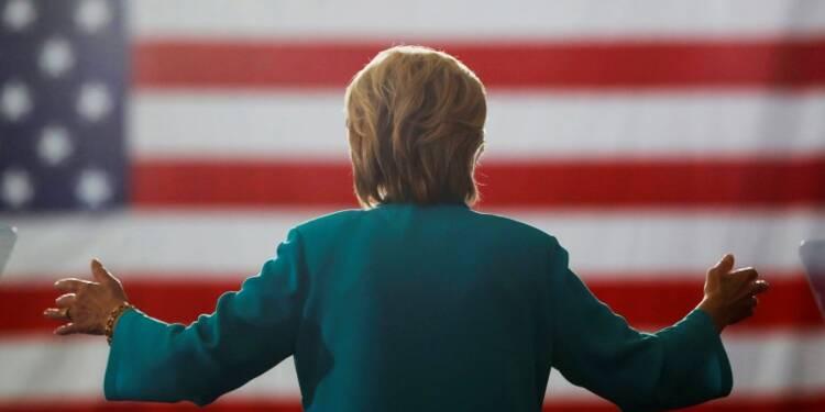 Clinton et Trump se disputent le vote des minorités
