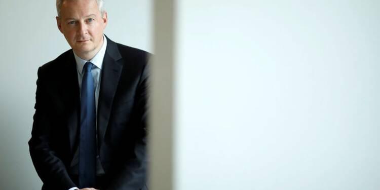 Le Maire quitte l'équipe de campagne de Fillon