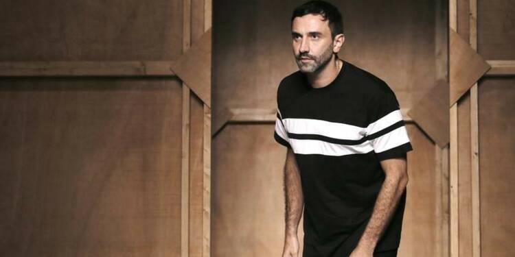 Départ du designer de Givenchy Riccardo Tisci