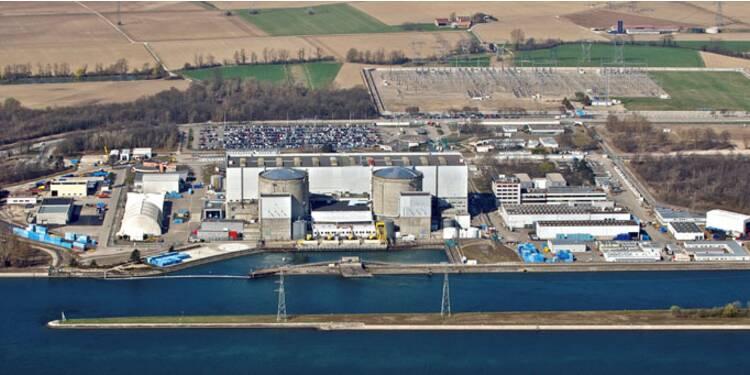 Le nombre d'incidents en hausse dans les centrales nucléaires d'EDF