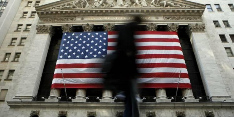 Le Dow Jones et le Nasdaq finissent en baisse