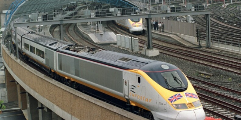 Eurotunnel pénalisé cet été par la chute du tourisme entre Paris et Londres