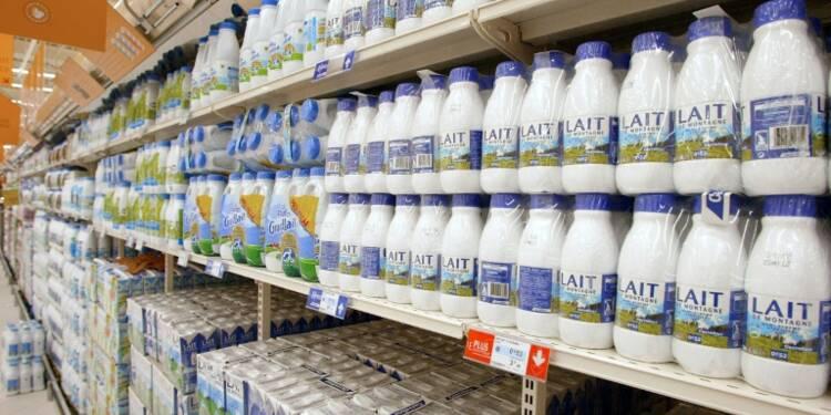 Lait: une nouvelle marque où les consommateurs ont le pouvoir, chez Carrefour fin octobre