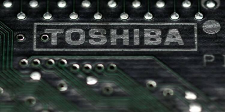 Toshiba vendra moins de 20% de ses puces, IPO envisageable