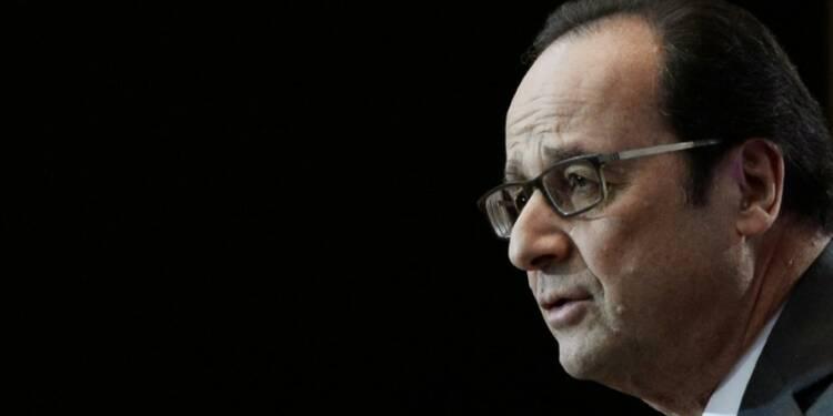 François Hollande perd encore deux points de popularité