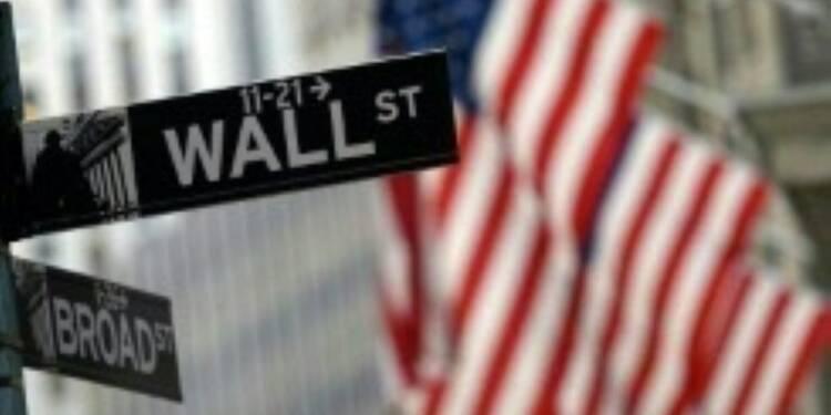Wall Street termine en légère baisse après les chiffres de l'emploi