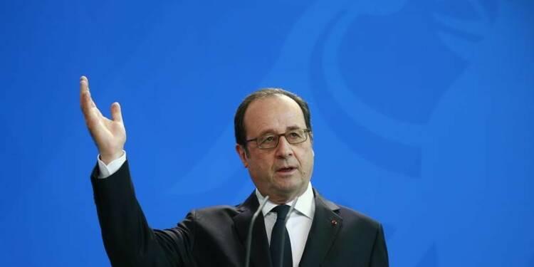 Hollande verra prochainement Hamon, avec qui il a parlé