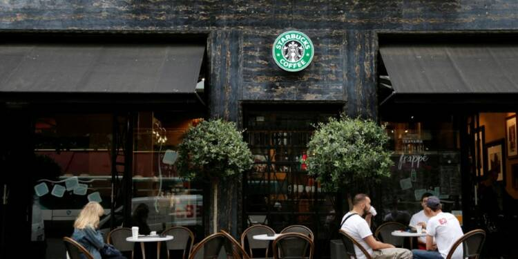 Redressement fiscal pour Starbucks en France
