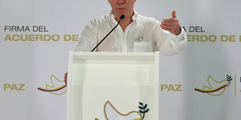 La Colombie va tourner la page de 52 années de conflit