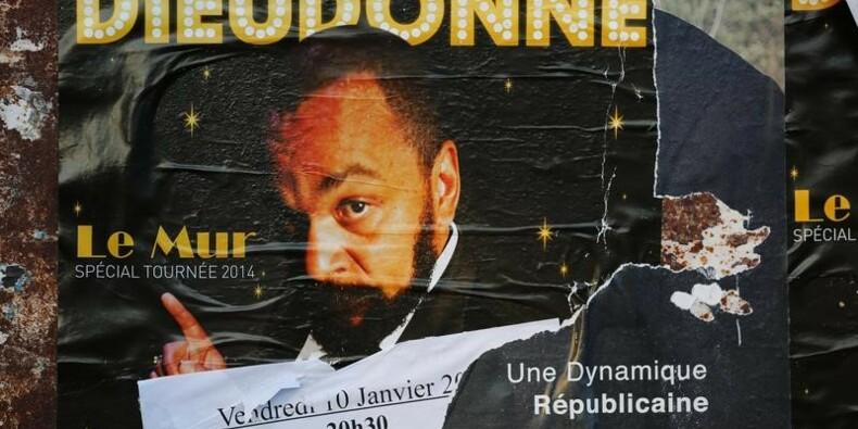 Estrosi veut interdire Dieudonné le 14 juillet à Nice