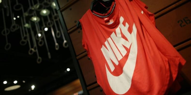 Nike déçoit avec ses prévisions de commandes