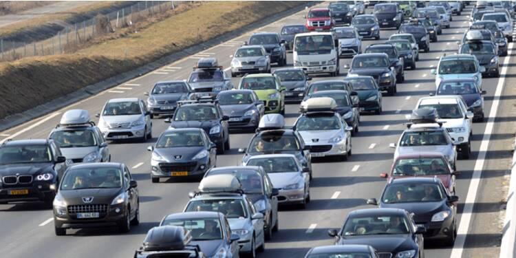 Evitez les embouteillages grâce à votre smartphone