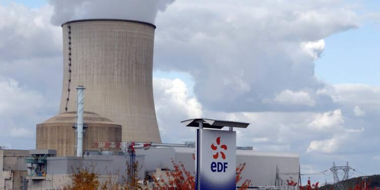 Les centrales d'EDF pourraient repartir dans 1 mois
