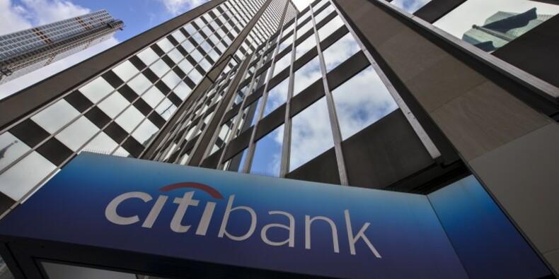 Citigroup baisse le salaire de son DG pour objectifs manqués