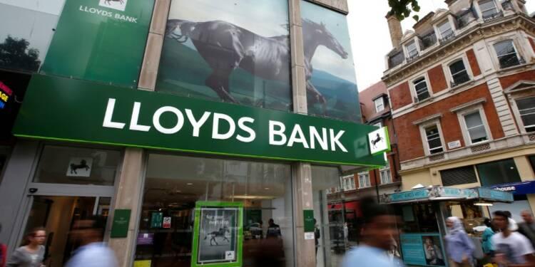 L'Etat britannique passe sous les 3% au capital de Lloyds