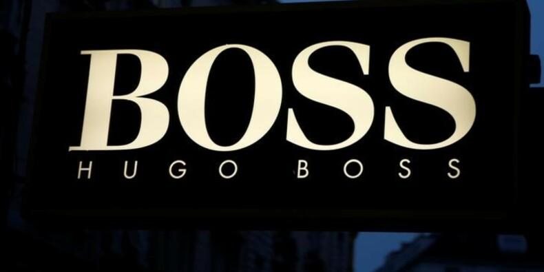 Hugo Boss prévoit une stabilisation des ventes en 2017