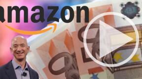 Amazon : 2000 à 8000 euros de prime pour démissionner !