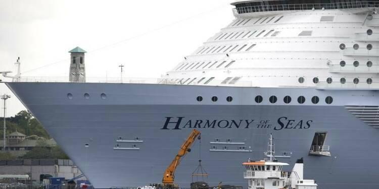 Accident mortel à bord de l'Harmony of the Seas, le plus gros paquebot du monde