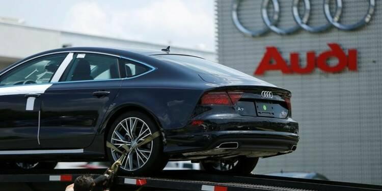 Audi repousse des projets de pointe pour réduire les coûts