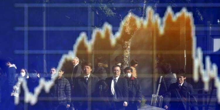 La Bourse de Tokyo finit en baisse de 0,32%