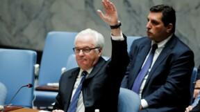 La Russie rejette le projet de résolution français sur Alep