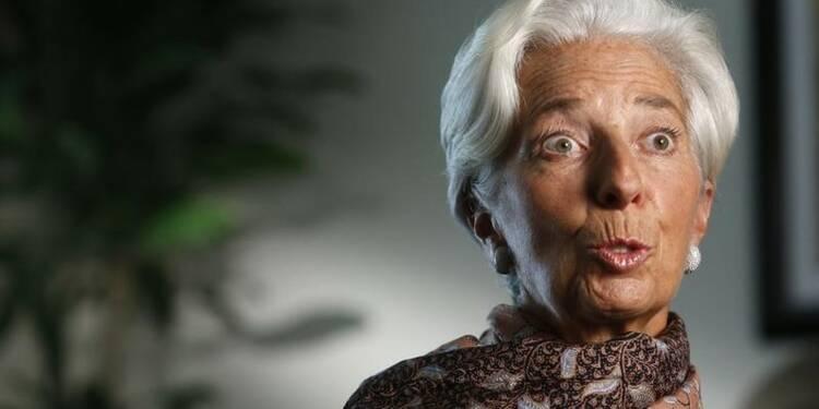 Le FMI devrait abaisser sa prévision de croissance