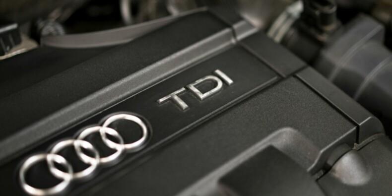 Etats-Unis: plainte visant Audi pour des logiciels truqueurs sur des moteurs essence