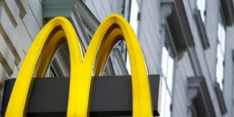 La croissance des ventes de McDonald's dépasse les attentes