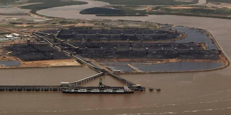 Anglo pourrait céder son charbon australien à Apollo