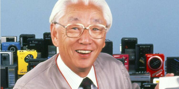 Akio Morita (1921-1999) : le samouraï qui a inventé l'électronique grand public