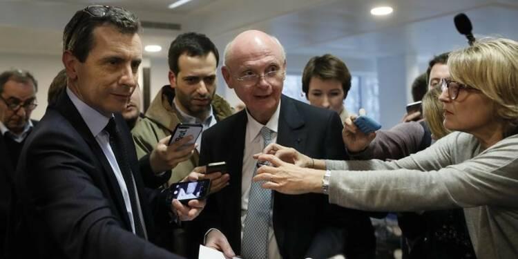 Démission du directeur de campagne de Fillon