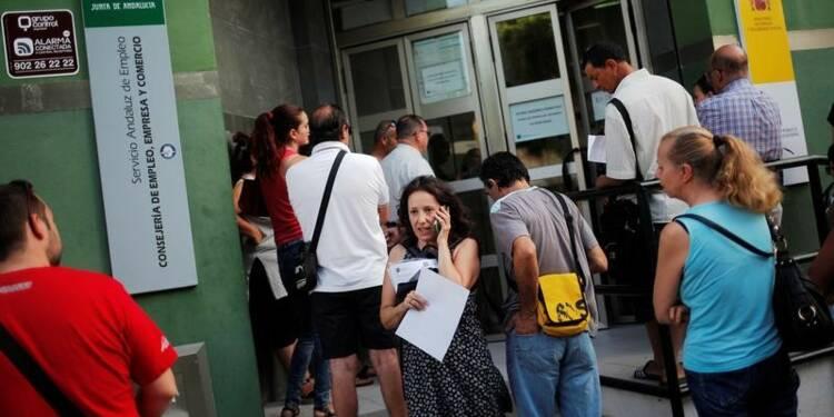 Le taux de chômage espagnol au plus bas depuis sept ans en 2016