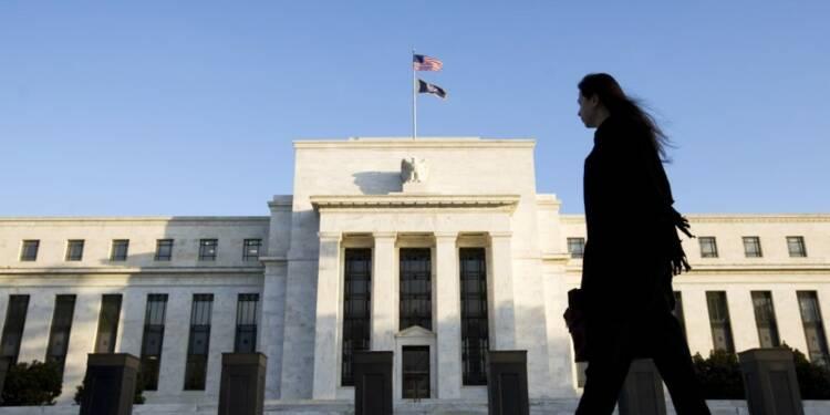 La Fed maintient ses taux et reste optimiste sur l'économie