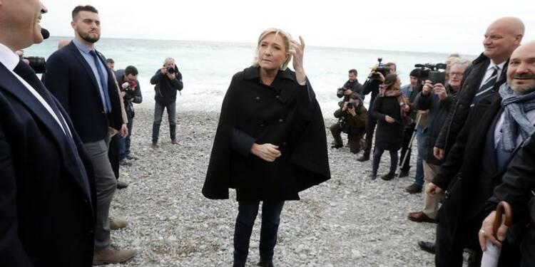 Le Pen (25,5%) devance Macron (19,5%) et Fillon (18,5%)-Ifop