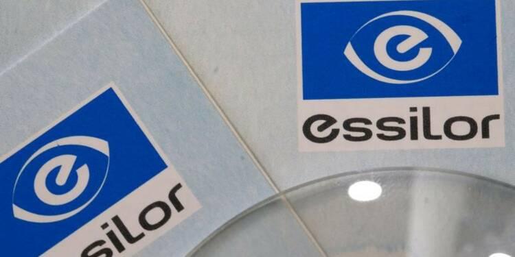 Essilor accélère sa croissance avant la fusion avec Luxottica