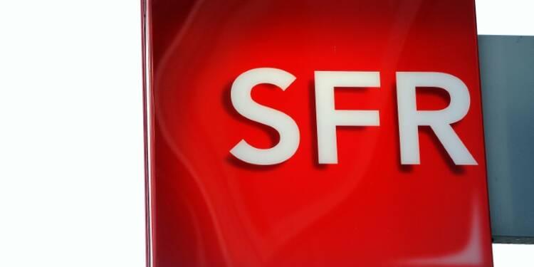 SFR souffre en Bourse après le rejet par l'AMF de l'offre d'Altice