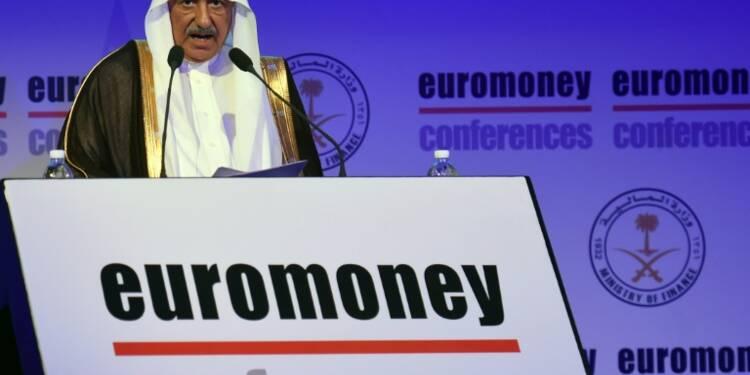 Arabie saoudite: les finances restent solides assure Ibrahim al-Assaf