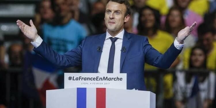 Démonstration de force de Macron face à ses adversaires