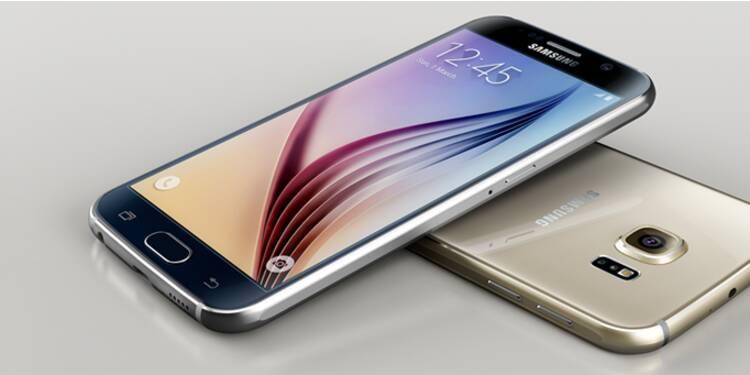Le Galaxy S6 n'arrêtera pas la chute des résultats de Samsung