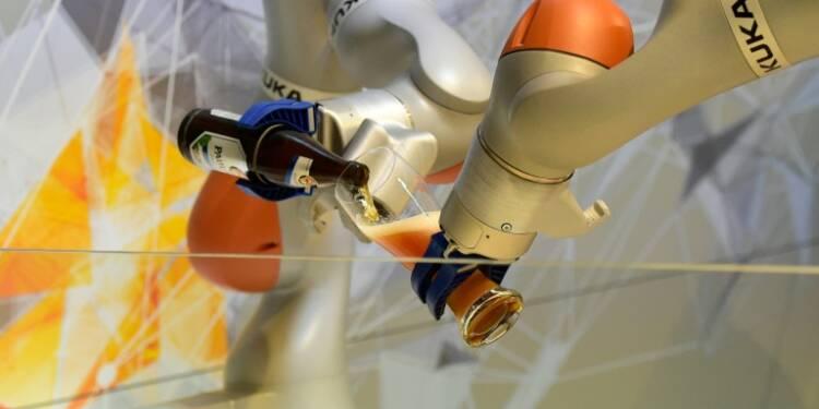 La Chine veut s'offrir le fabricant allemand de robots Kuka