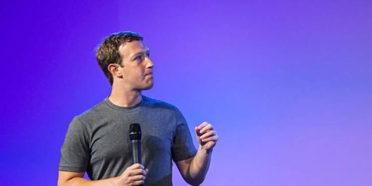 Mark Zuckerberg (né en 1984) : Facebook est devenu incontournable pour un quart de l'humanité