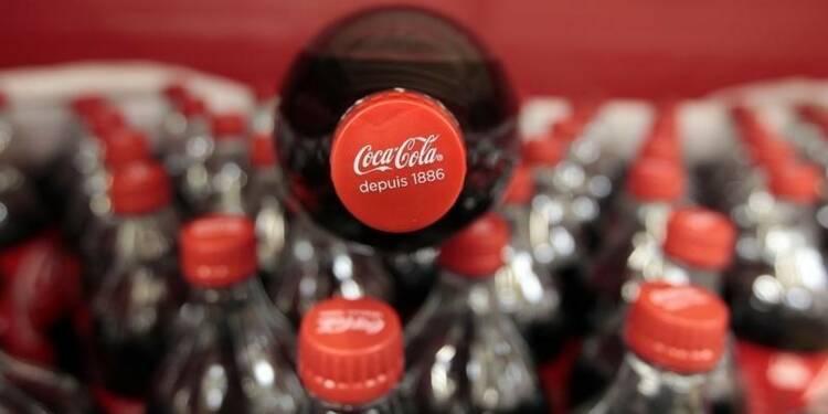 Le fisc se rend au siège de Coca-Cola France