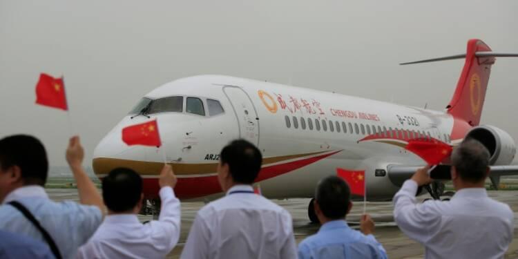 Aéronautique: la Chine crée un groupe de fabrication de moteurs