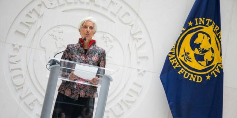 """Le FMI sonne l'alarme contre la """"menace"""" protectionniste"""