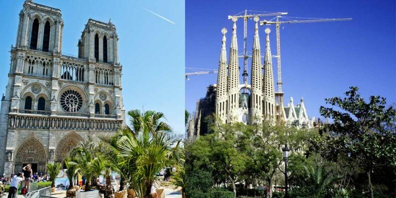 La Sagrada Familia dans le viseur du fisc... Quid de Notre-Dame de Paris ?