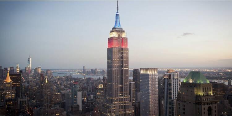 L'action de l'Empire State Building s'échange en hausse pour ses débuts à Wall Street