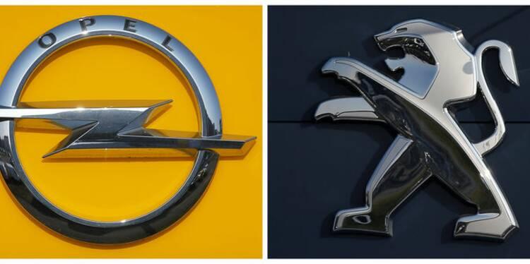 GM donne des assurances sur Opel en cas d'accord avec PSA