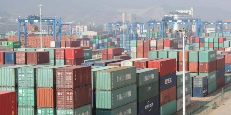 Première hausse des importations chinoises en près de deux ans