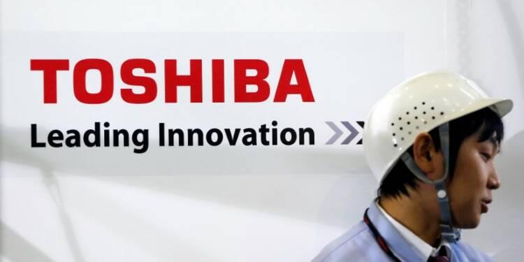 Toshiba prépare la vente d'une partie de ses mémoires